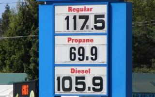 加卑诗运联吁增汽油税配额