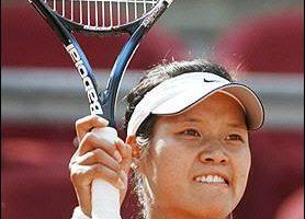 德國女網公開賽李娜擊敗史妮德晉級四強