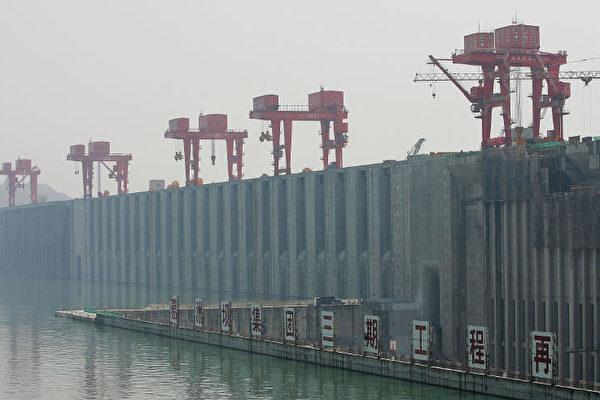 湖北宜昌的第三期工程/Getty Images