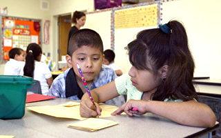 移民儿童问题 双语学习或单用英文