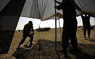 以色列对加萨走廊展开攻击行动