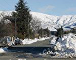 组图:纽西兰冬日风情