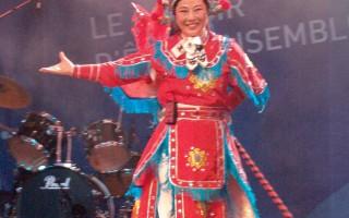 蒙世界文化周节展现亚裔文化