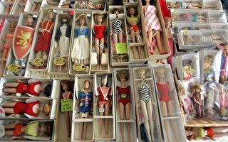 組圖:芭比娃娃博覽會