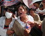 遭遇50年來最強颱風桑美侵襲,首當其衝的浙江及福建上千船隻及房屋倒塌,死傷更是慘重。(Photo by China Photos/Getty Images)