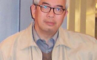 新加坡英文《海峽時報》東亞區特派記者、前香港文匯報副總編輯程翔(大紀元資料圖片)