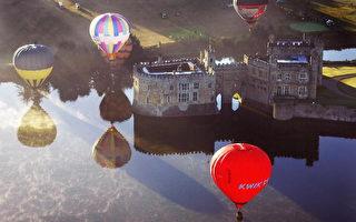 组图:【欧洲古堡巡礼】英国利兹城堡