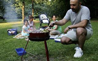 烧烤文化成为美国人生活一大特色