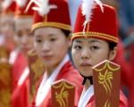 2006年9月:韓國人祭孔(GettyImages)