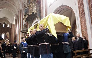 丹麦籍沙俄王后灵柩圣彼得堡安葬