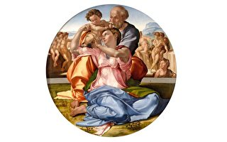 【艺术家小故事】米开兰基罗《圣家族》值多少