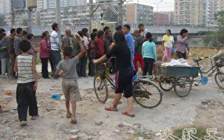 大会堂国宴 韩国基督徒上访村救难民