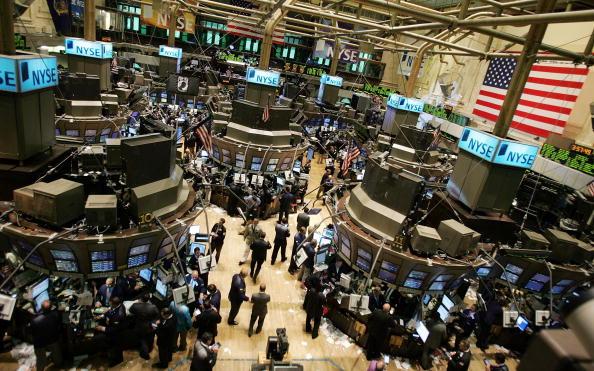 紐約證券交易所 ( Mario Tama/Getty Images)