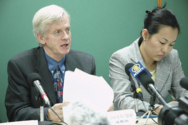 喬高香港行 籲關注活摘器官
