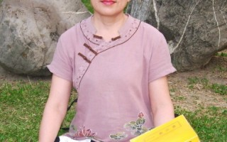 王杨美珍近照。