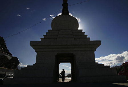 神袐的西藏吸引著許多旅遊者和朝聖者。(圖片來源: China Photos/Getty Images)