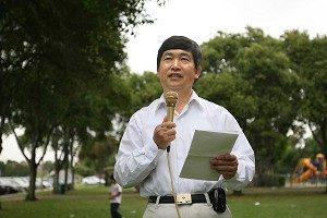 專訪高大維(2)我為何做退黨中心發言人