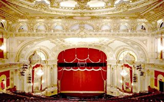 高貴典雅的豪華舞台。(波士頓歌劇院提供)