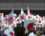 日本參議院十五日料將通過教育改革法案,完全無視反對黨批評。(法新社)