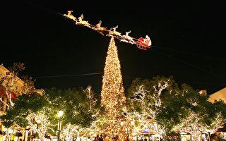 週末好去處﹕去看看聖誕燈飾