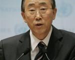 即将接任联合国秘书长一职的潘基文在今天播出的电视访问中,呼吁伊朗恢复与欧洲联盟英、法、德三国的核子谈判。//法新社