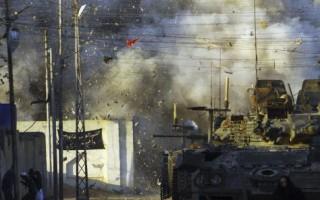 駐伊英軍出動千名士兵 突襲伊警察總部