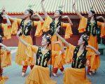 东方艺术团身怀绝技 亮眼展现非凡超俗