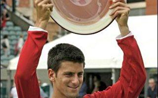 阿德莱德国际网球赛  乔科维奇封王
