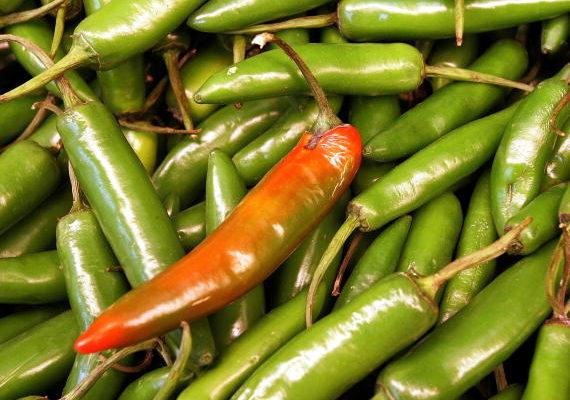 研究发现:辛辣食品能够杀癌细胞
