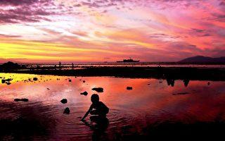 组图:绚丽迷人的夕阳美景