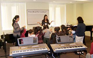 Yamaha提供最好的早期儿童音乐教育