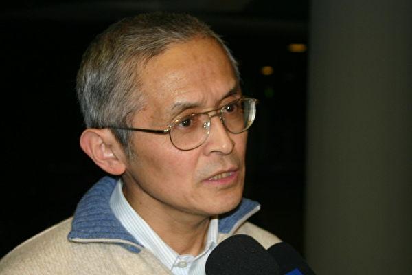 旅德作家、自由知识分子仲�S光先生(大�o元)