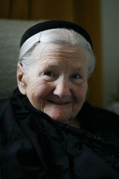 救犹太童免遭屠杀 波兰老妪成国家英雄