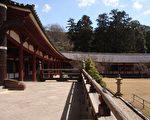 重檐、回廊是中国建筑的重要元素。从商墟遗址发现,商代的宫殿建筑已经具备这些元素。(戴慧瑜/大纪元)