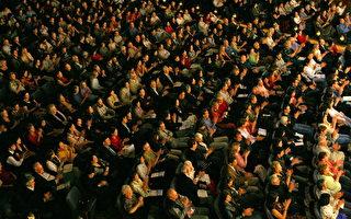 神韵艺术团墨尔本丽晶剧院的第三场演出,再次倾倒逾2000位观众 (陈明摄影/大纪元)