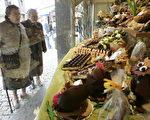 組圖:復活節來臨 比利時巧克力大賣
