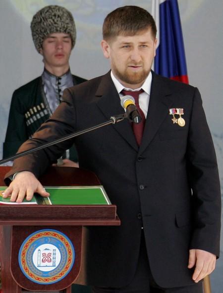 車臣新總統就職  安檢空前嚴密