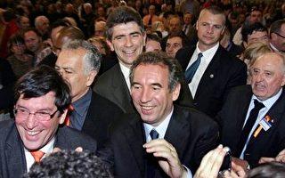 法总统大选沙柯吉与贺雅尔力拼进入第二轮
