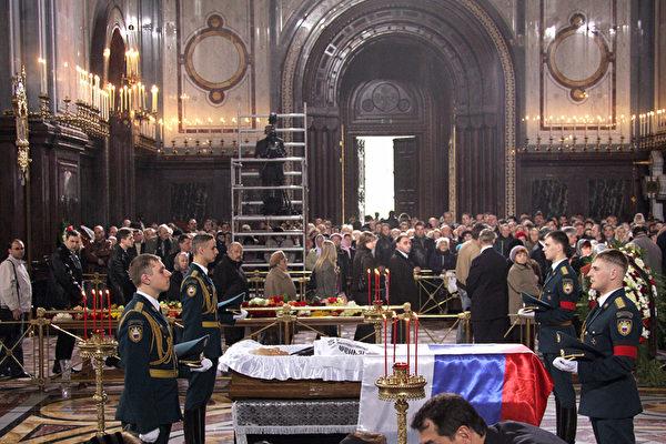 俄各界懷念葉利欽時代的自由氣氛