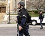 美國維吉尼亞州警方今天指出,血案凶手趙承熙於大屠殺當天,在九分鐘內於教學大樓中擊發一百七十多發子彈。//法新社