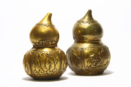 """因为壶公当时悬壶卖药行医,于是后人便纷纷仿效,行医或卖药的人都在自己的店铺前挂上葫芦标志。""""悬壶""""一词就因此被沿用下来了。 (Fotolia)"""