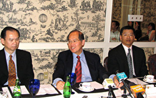 台湾驻加代表谈台加关系