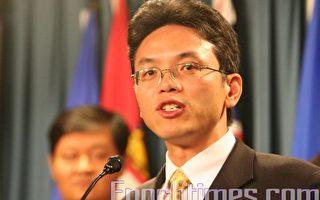 陳用林點名海外受控華人社團 中共對澳政要設陷