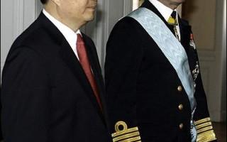 瑞典总理敦促胡锦涛  改善中国人权纪录