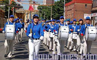 圣詹姆斯镇节华人团体大放异彩