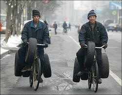中国制汽车轮胎安全堪虞 美议员促立即回收