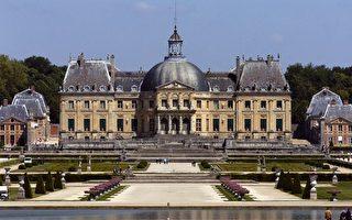 組圖:金碧輝煌的法國沃勒維孔特堡