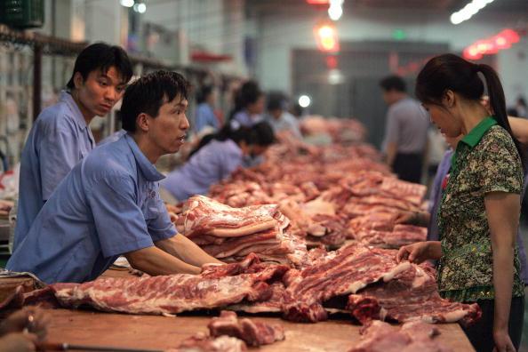 消息:談判恢復後 中方擬購買更多美國豬肉