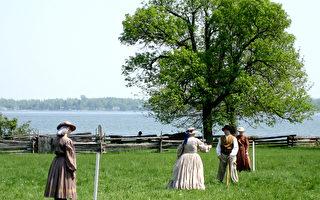 组图﹕重返19世纪的加拿大乡村