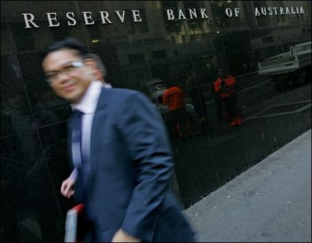 澳洲央行釋出比平日更出資金給金融體系